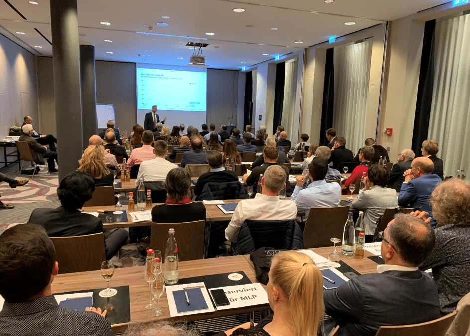 Der Investment-Talk in Augsburg